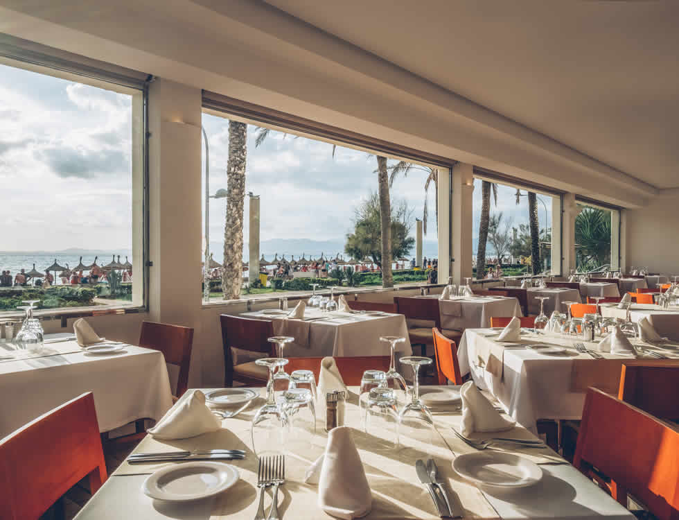 Buffetrestaurant im Hotel Aya in Playa de Palma
